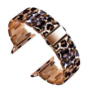 Accessories - Resin Bracelet Compatible-Apple Band 5/4/3/2/1